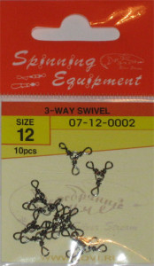 3-WAY SWIVEL №12