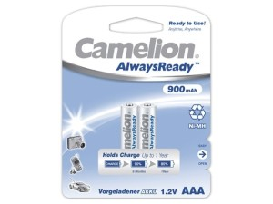 Аккумулятор Camelion NH-AAA900ARBP2