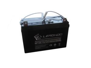 Аккумулятор LEADHOO NP100-12 12V 100Ah20HR
