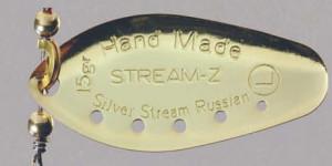 Блесна STREAM-Z SSSZ-7C G