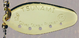Блесна TSUNAMI SSTS-G