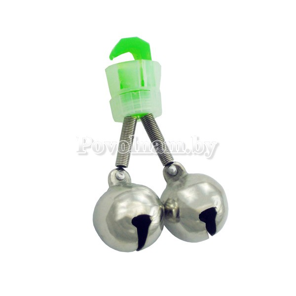 Бубенчик DOUBLE_LUM.PLASTIC BELL 18mm