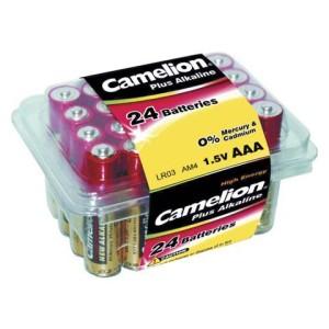 Camelion Plus Alkaline LR03