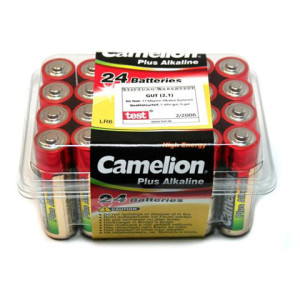Camelion Plus Alkaline LR03AM4 1,5V AA