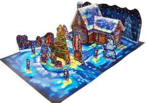 Домик Деда Мороза 2