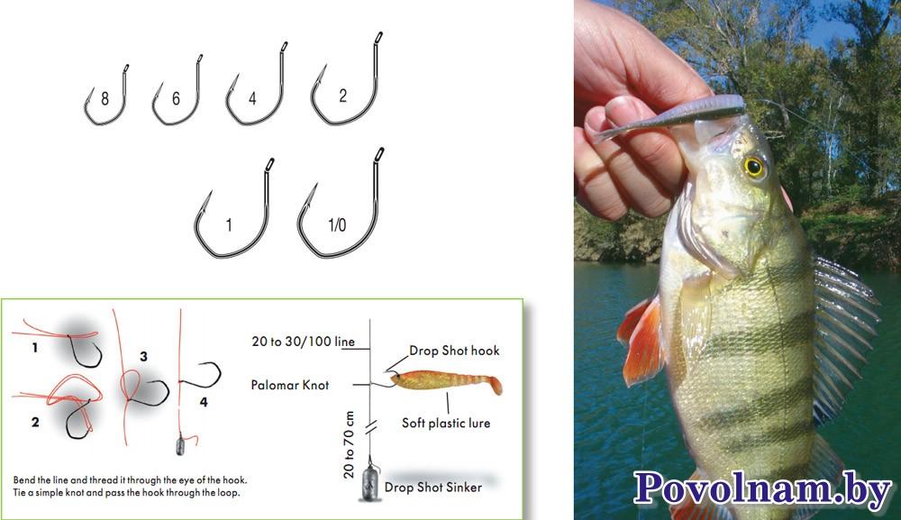 мастерская рыболова дроп шот видео