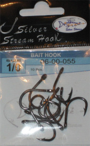 Крючки BAIT HOOK bn № 1-0
