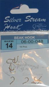 Крючки BEAK HOOK gold № 14