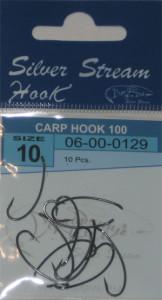 Крючки CARP HOOK 100 b n №10