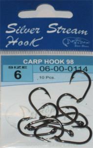 Крючки CARP HOOK 98 b n №6