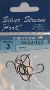 Крючки CHINU HOOK bn № 3