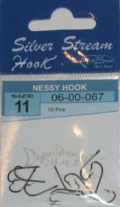 Крючки NESSY HOOK bn  № 11