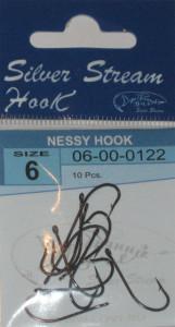 Крючки NESSY HOOK bn  № 6