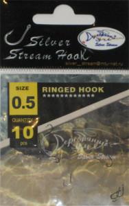 Крючки RINGED HOOK bn № 0.5