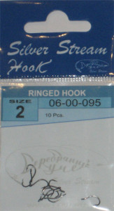 Крючки RINGED HOOK bn № 2