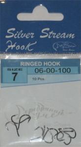 Крючки RINGED HOOK bn № 7