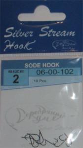 Крючки SODE HOOK bn № 2