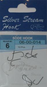 Крючки SODE HOOK bn № 6