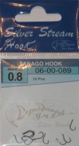 Крючки TANAGO HOOK bn № 0,8