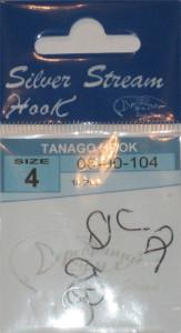 Крючки TANAGO HOOK bn № 4