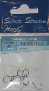 Крючки TANAGO HOOK bn № 6