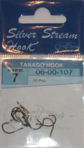 Крючки TANAGO HOOK bn № 7