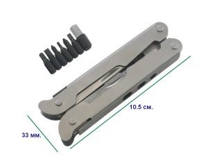 Нож с набором SSQ-01 1