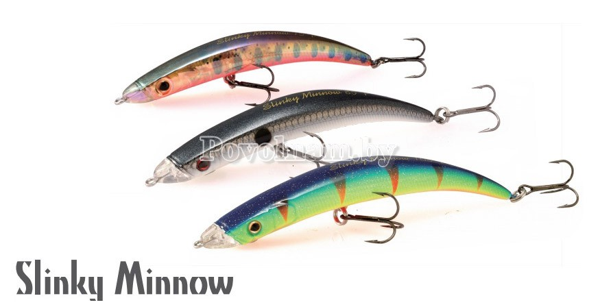 Образ Strike Pro Slinky Minnow