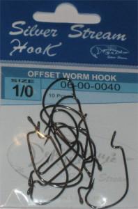 Офсет OFFSET WORM HOOK bn № 1-0