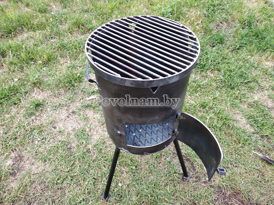 Печка для казана 1