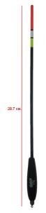 Поплавок Серебряный ручей SSF-33 7.0g (4g+3g)