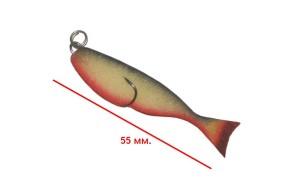 Поролоновая рыбка MARKA FISH №6 Ф 003