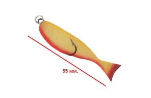 Поролоновая рыбка MARKA FISH №6 О 003