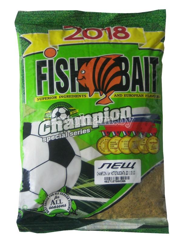 Прикормка Champion FishBait Лещ