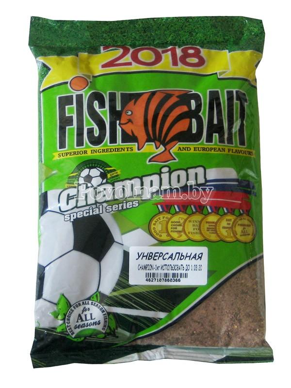 Прикормка Champion FishBait Универсальная