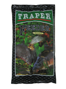 Прикормка TRAPER SEKRET Feeder czarny (черный)