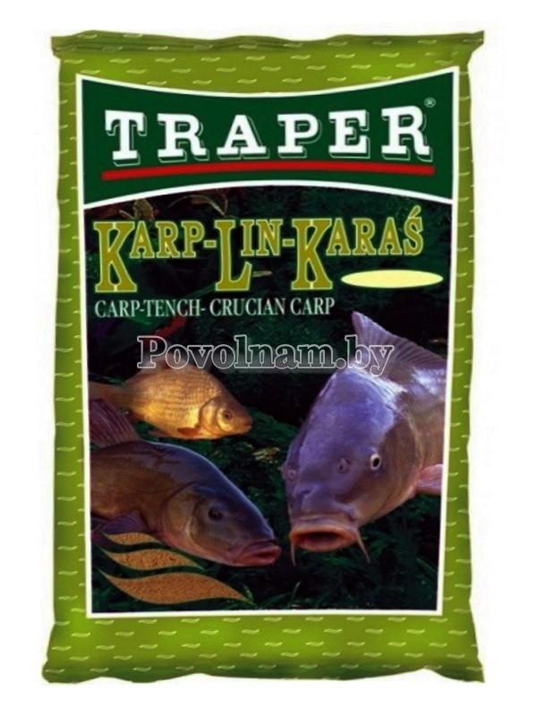 Прикормка Traper ПОПУЛЯРНАЯ Карп-Линь-Карась