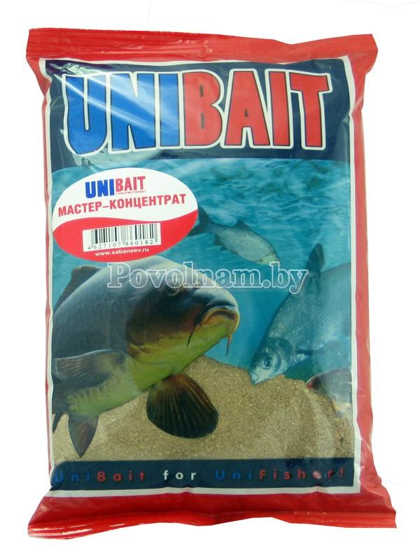 Прикормка UNIBAIT Мастер-Концентрат 2