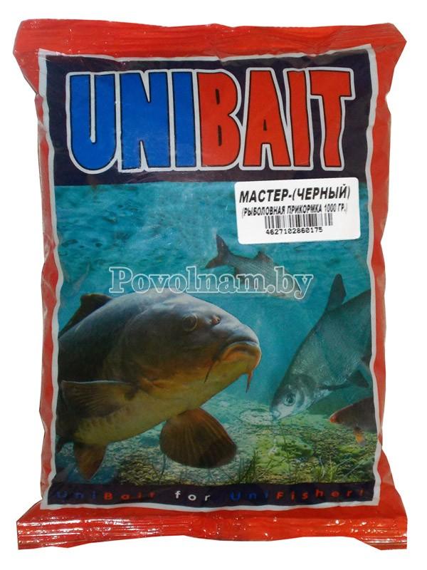 Прикормка UNIBAIT Мастер Универсальная Черный 1