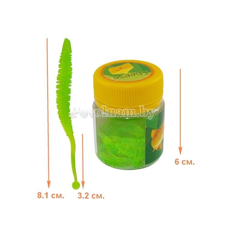 Шарохвост шумовой 3.2-8.1см. 1.5гр. Цвет 055 SLG