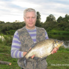Сергей Городов Лещ 2,8 кг. на ульралайт