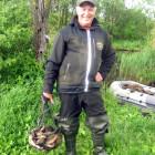 Сергей Городов.Открытие рыбалки 31_05_2017
