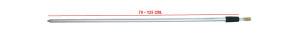 Стойка RPA-615-1-0 70-125 cm наконечник с резьбой 26-32-0012