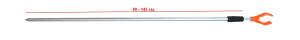 Стойка RPA-615-1-U 80-145 cm наконечник U 26-32-0016