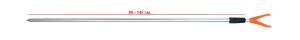 Стойка RPA-615-1-V 80-145 cm наконечник V 26-32-0019