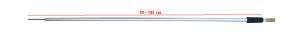 Стойка RPA-615-1A-0 80-145 cm наконечник с резьбой 26-32-0004