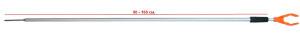 Стойка RPA-615-1A-U 90-160 cm наконечник U 26-32-0008