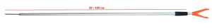 Стойка RPA-615-1A-V 90-160 cm наконечник V 26-32-0011