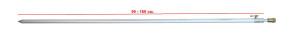 Стойка RPA-655-1-0 90-160 cm наконечник с резьбой 26-32-0023