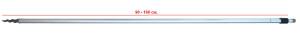 Стойка RPA-655-1A-0 90-160 cm наконечник с резьбой 26-32-0026